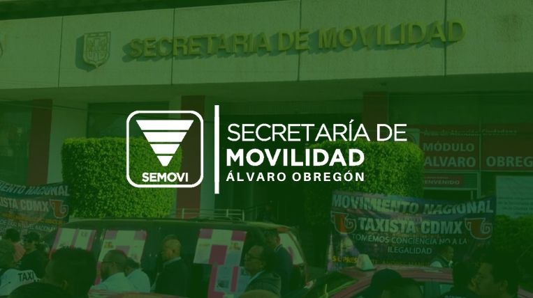 Dónde queda la Semovi en Álvaro Obregón